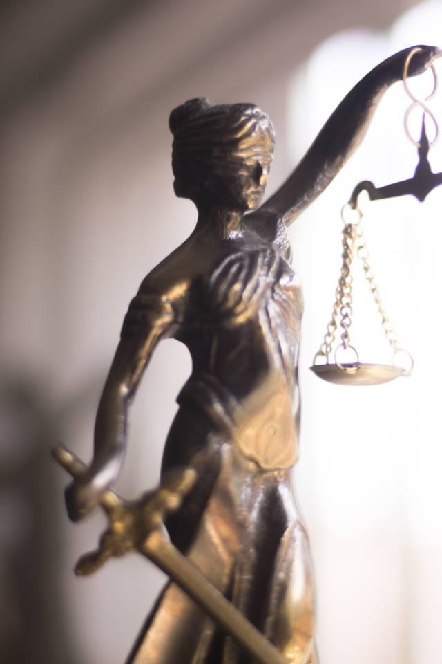 statua sprawiedliwosci